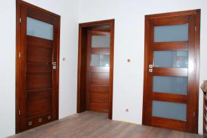 drzwi drewniane wewnetrzne